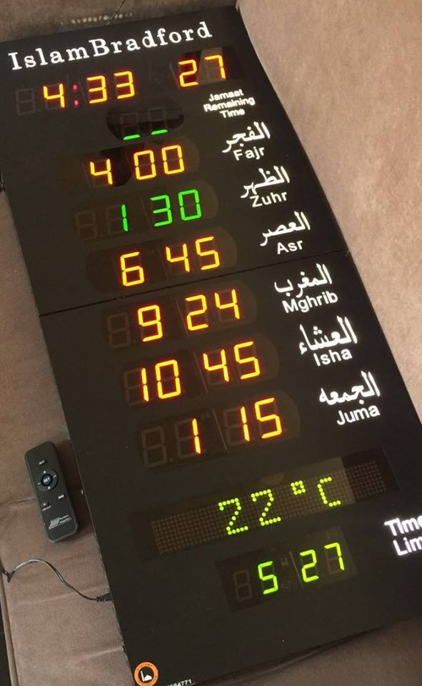 ib clock